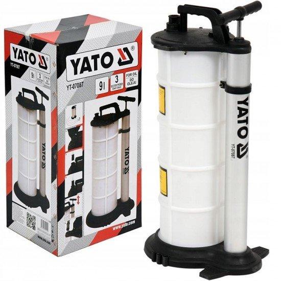 9 l manual vacuum pump YATO YT-07087
