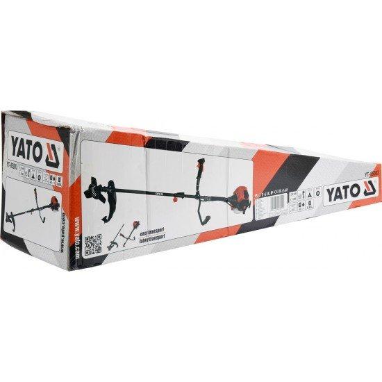 Trimmer petrol YATO 1250 W 42.7 cm³ 0.85 l YT-85003