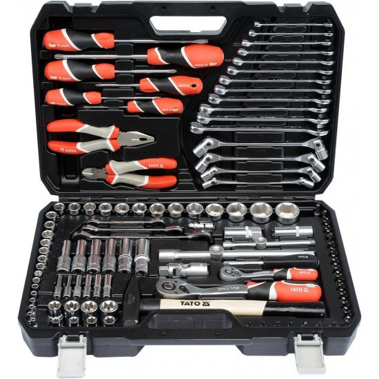 Набор инструментов YATO 109 предметов YT-38891