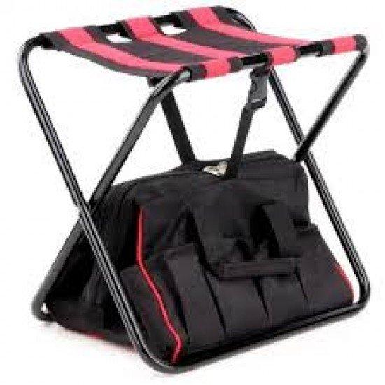 Стул складной с сумкой для инструмента YATO YT-7446