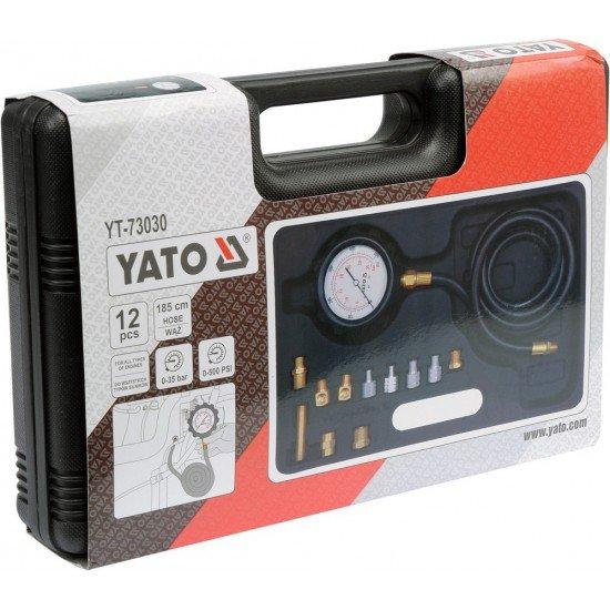 Тестер давления масла Yato YT-73030