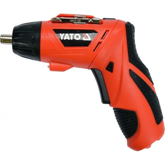Cordless screwdriver 3.6 V 1.3 Ah Yato YT-82760