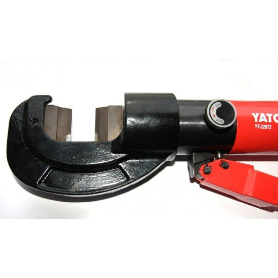 Bolt cutter (cutter) hydraulic diameter 4-20 mm YATO (YT-22872)